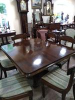 Large Victorian Mahogany Tilt Top Breakfast Table or Dining Table (7 of 9)