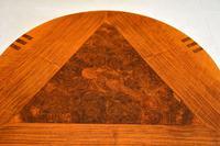 Art Deco Inlaid Walnut Coffee Table (4 of 9)