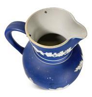 Blue Jasperware Jug (4 of 4)