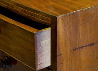 Regency Period Mahogany Bow-fronted Chest (6 of 7)
