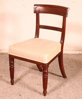 Set of 8 Mahogany Chairs Early 19th Century (10 of 10)