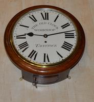 Tavistock Fusee Dial Wall Clock