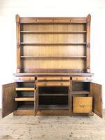 Early 20th Century Antique Oak Dresser (12 of 16)