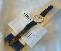 Vintage Swiss Wristwatch 1970s Gentlemans 17 Jewel Limit With Castrol Logo Dial Fwo (2 of 12)