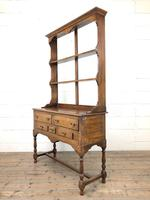 Early 20th Century Antique Oak Dresser (10 of 12)