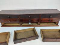 Long Vintage Apothecary Chest of Drawers (10 of 14)