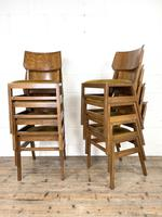 Set of Eight Mid Century Dining Chairs – Ben of Frome Style (8 of 8)