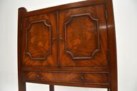 Antique Chippendale Style Mahogany Side Cabinet (4 of 8)