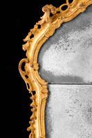 Mid 18th Century Giltwood Mirror (3 of 5)