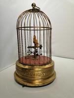 French Style 'singing Bird' Automaton (3 of 7)