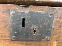 Antique Elm Blanket Box (6 of 10)