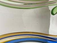 Collectible Czech Mid 20th Century by Frantisek Zemek Rhapsody Range Glass Vase (5 of 26)