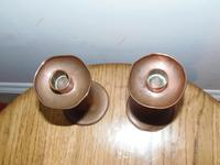 Pair of Copper Arts & Crafts Candlesticks (6 of 8)