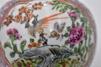 Chinese Porcelain Cockerel Water Pot c.1890 (6 of 6)