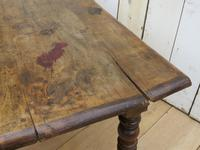 Antique French Ash Coffee Table (6 of 8)