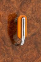 Stylish Pair of Burr Walnut Art Deco Bedside Cabinets (5 of 7)