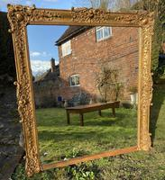 Very Large Gilt Mirror (11 of 11)