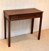 Early 19th Century Oak Side Table c.1820 (2 of 11)