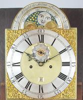 Wright & Sellon of London, Mahogany Longcase / Grandfather Clock c.1760 (3 of 12)
