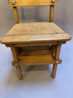 Metamorphic Library Chair Steps (8 of 10)