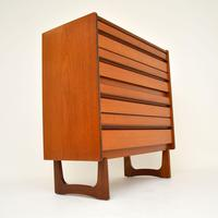 1960's Vintage Teak Chest of Drawers by William Lawrence (10 of 11)