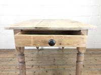 Rustic Pine Kitchen Table (6 of 10)