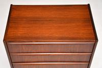 Danish Vintage Rosewood Chest of Drawers (8 of 8)