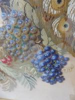 Large 19th Century Needlepoint Fire Screen (3 of 10)