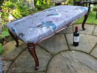 Large Louis XV Style Centre Stool c1880 (3 of 8)