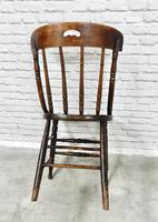 Set of 4 Windsor Country Kitchen Chairs (4 of 6)