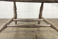 Antique Farmhouse Windsor Armchair (2 of 13)
