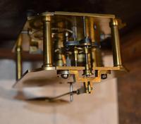 Robert Edwards Holyhead Fusee Dial Wall Clock (2 of 4)