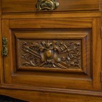 Late Victorian Mahogany Sideboard (11 of 19)