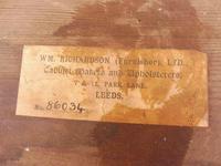 Country Oak Lions Head Pedestal Desk 1850 W M Richardson Ltd (2 of 12)
