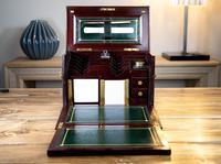 Edwardian Mahogany Stationery Cabinet c.1910 (13 of 13)