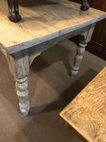 Very Good Late Victorian Antique Pine Table (10 of 14)