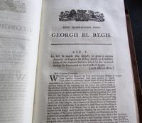 Collection of 109 Government Acts Passed in the Forty First Year of The Reign of His Majesty King George III (2 of 7)