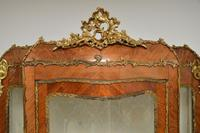 French Ormolu Mounted Display Cabinet (8 of 12)