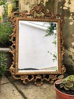 Victorian Gesso Wall Mirror (16 of 19)