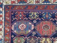 Antique Kurdish Kelleh 3.45m x 1.58m (8 of 12)
