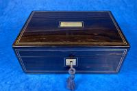 Victorian Coromandel Jewellery Box (2 of 11)