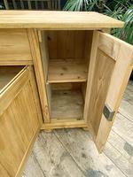 Big! Old 2m Pine Dresser Base Sideboard / Cupboard / TV Stand - We Deliver! (12 of 13)