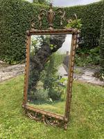 Louis XVI Giltwood Mirror (3 of 4)