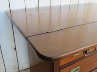 Antique French Drapers Chest of Drawers (8 of 13)