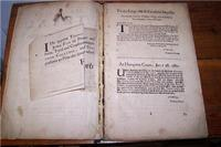 Trial of Stephen Colledge for High Treason  to The King 1681, 1st Edition (3 of 5)