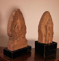Pair Of Sculptures Siam Cambodia-early 16th Century (9 of 12)