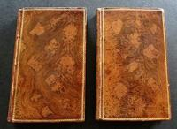 1794 The Poems of William Cowper of The Inner Temple, Complete in 2 Leather Bound Volumes (4 of 4)