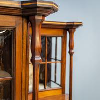 Art Nouveau Display Cabinet (5 of 11)
