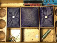 Fine Antique Mid Victorian 19th Century Tunbridge Sewing Workbox Parquetry Inlaid (5 of 12)