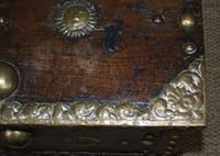 Characterful Early Indian Chest 18th Century (8 of 10)